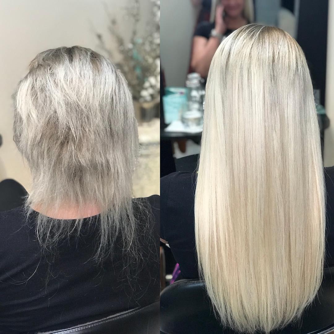 Những hình ảnh thực sự sẽ khiến người ta muốn đi nối tóc luôn khẩn trương - Ảnh 2.