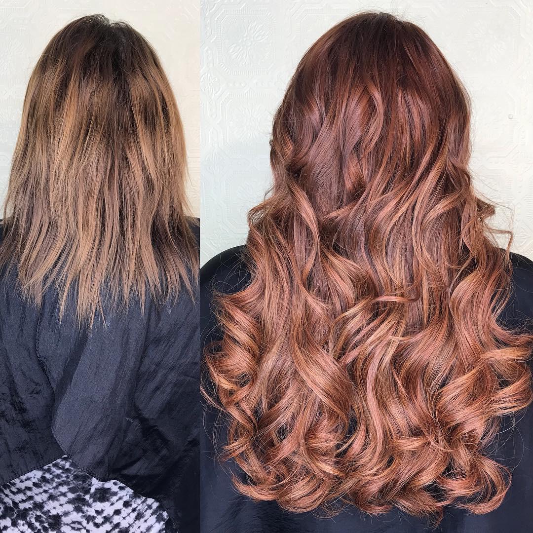 Những hình ảnh thực sự sẽ khiến người ta muốn đi nối tóc luôn khẩn trương - Ảnh 3.