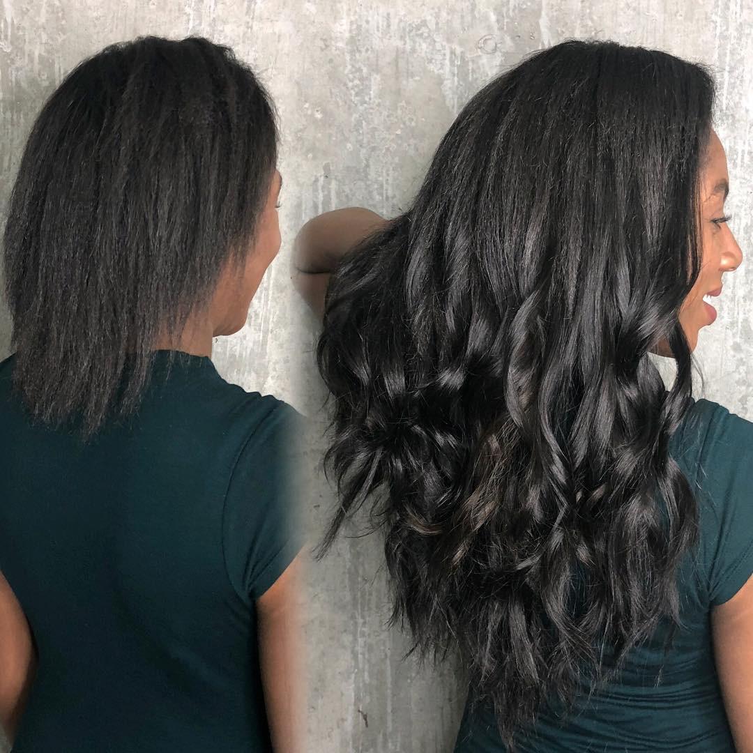 Những hình ảnh thực sự sẽ khiến người ta muốn đi nối tóc luôn khẩn trương - Ảnh 5.
