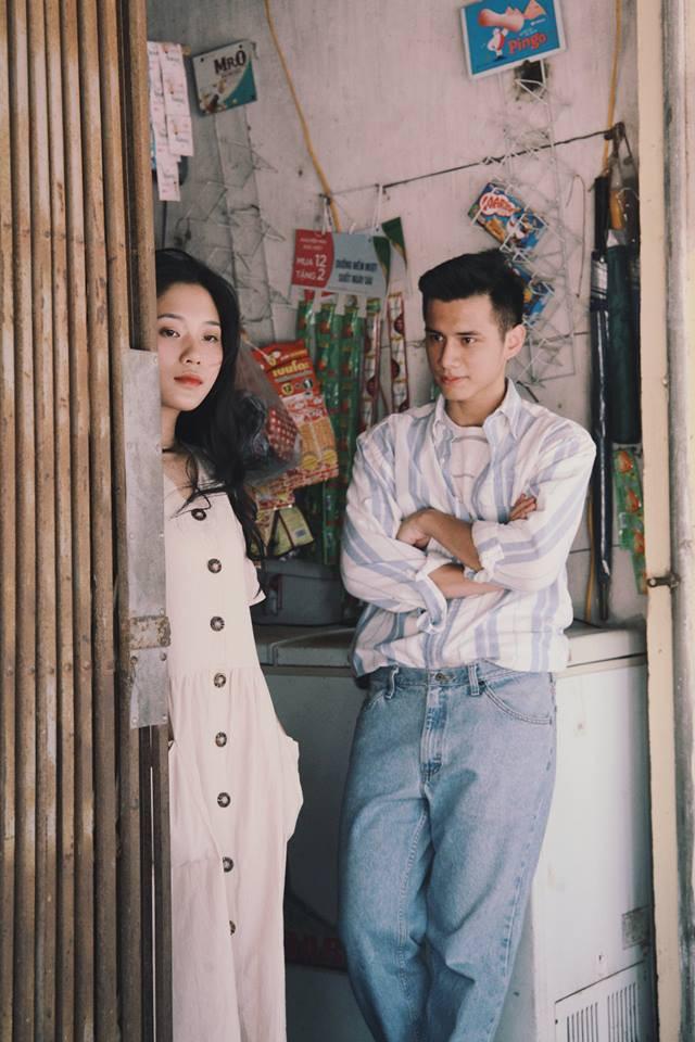 Đơn giản mà vẫn tình, đây là bộ ảnh giả film theo phong cách Hongkong những năm 1990 xinh nhất hôm nay - Ảnh 7.