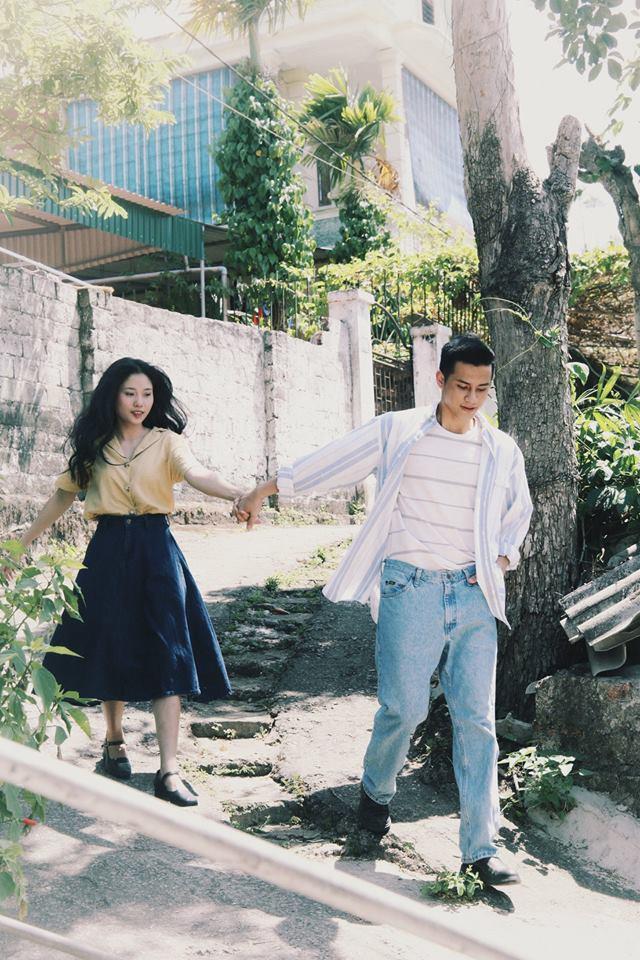 Đơn giản mà vẫn tình, đây là bộ ảnh giả film theo phong cách Hongkong những năm 1990 xinh nhất hôm nay - Ảnh 8.