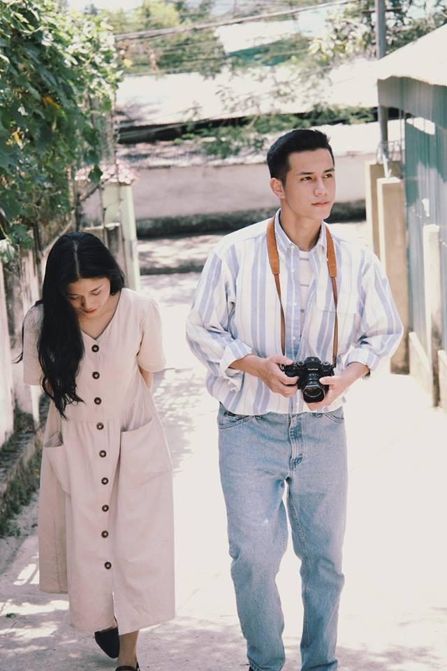 Đơn giản mà vẫn tình, đây là bộ ảnh giả film theo phong cách Hongkong những năm 1990 xinh nhất hôm nay - Ảnh 6.