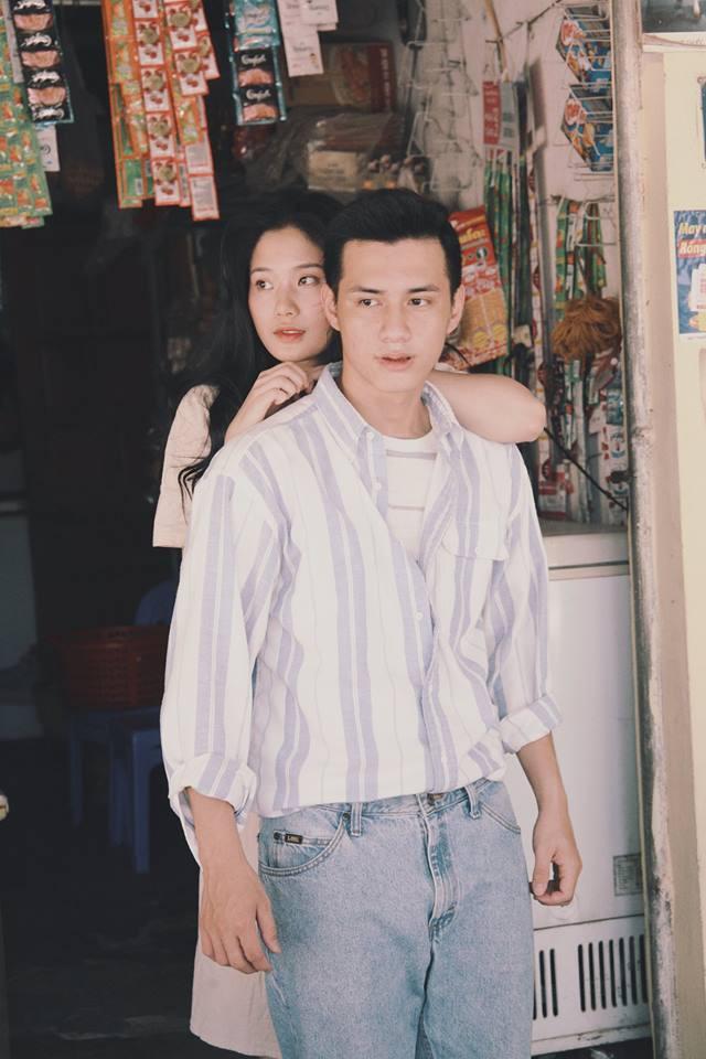 Đơn giản mà vẫn tình, đây là bộ ảnh giả film theo phong cách Hongkong những năm 1990 xinh nhất hôm nay - Ảnh 4.