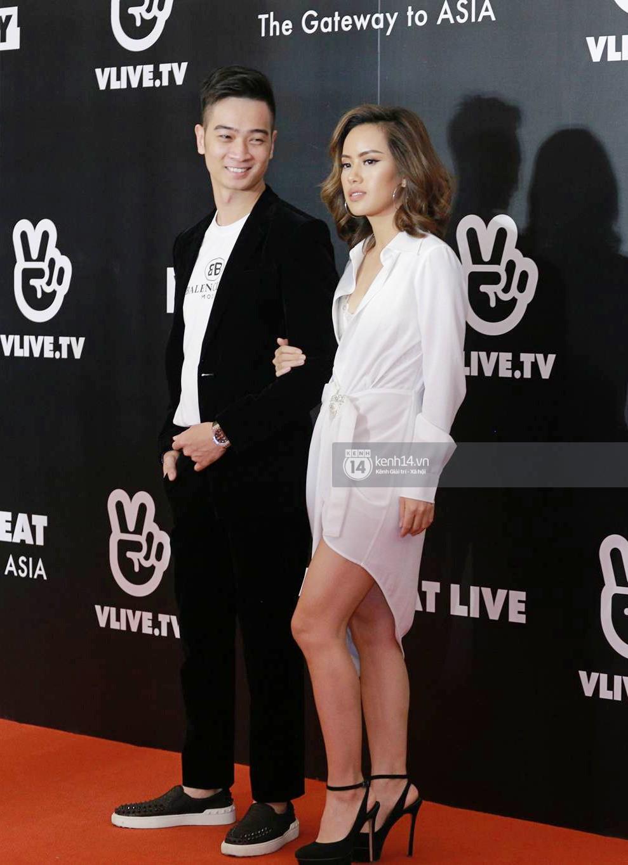 Thảm đỏ đêm nhạc Hàn-Việt: Jung Hae In, WINNER đẹp trai cực phẩm, Chi Pu và Hòa Minzy đọ sắc cùng loạt sao Việt - Ảnh 24.