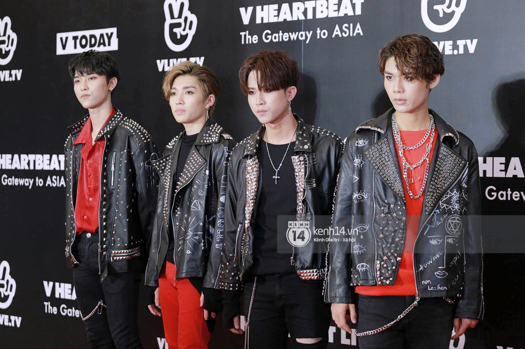 Thảm đỏ đêm nhạc Hàn-Việt: Jung Hae In, WINNER đẹp trai cực phẩm, Chi Pu và Hòa Minzy đọ sắc cùng loạt sao Việt - Ảnh 23.