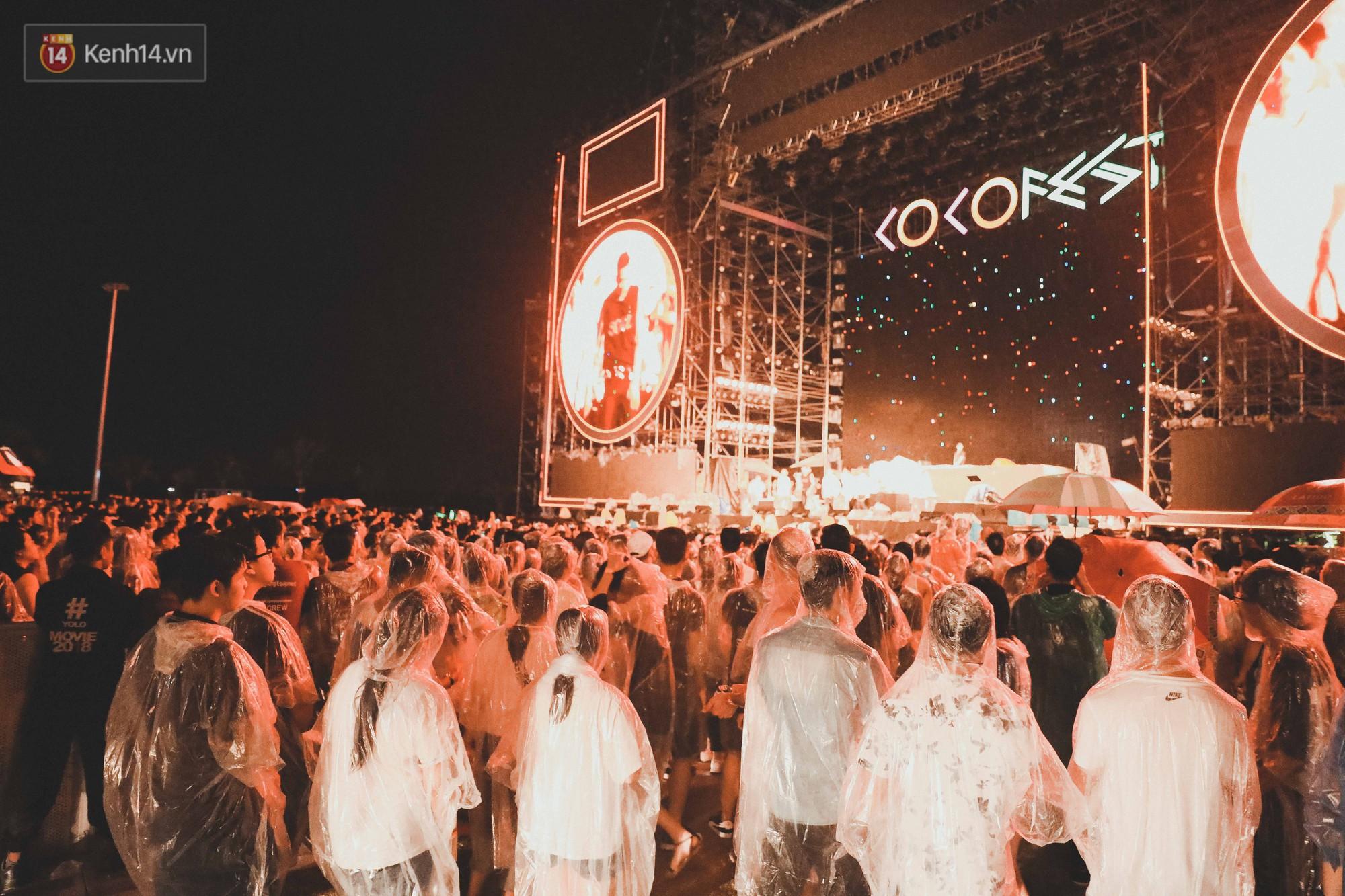 Chủ nhân hit Despacito cùng Đông Nhi, SpaceSpeakers... thổi bùng lễ hội âm nhạc Đà Nẵng mặc trời mưa lớn - Ảnh 4.