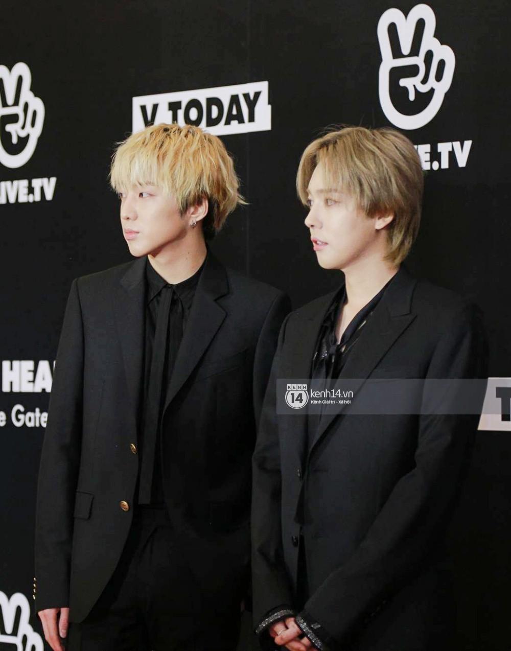 Thảm đỏ đêm nhạc Hàn-Việt: Jung Hae In, WINNER đẹp trai cực phẩm, Chi Pu và Hòa Minzy đọ sắc cùng loạt sao Việt - Ảnh 8.