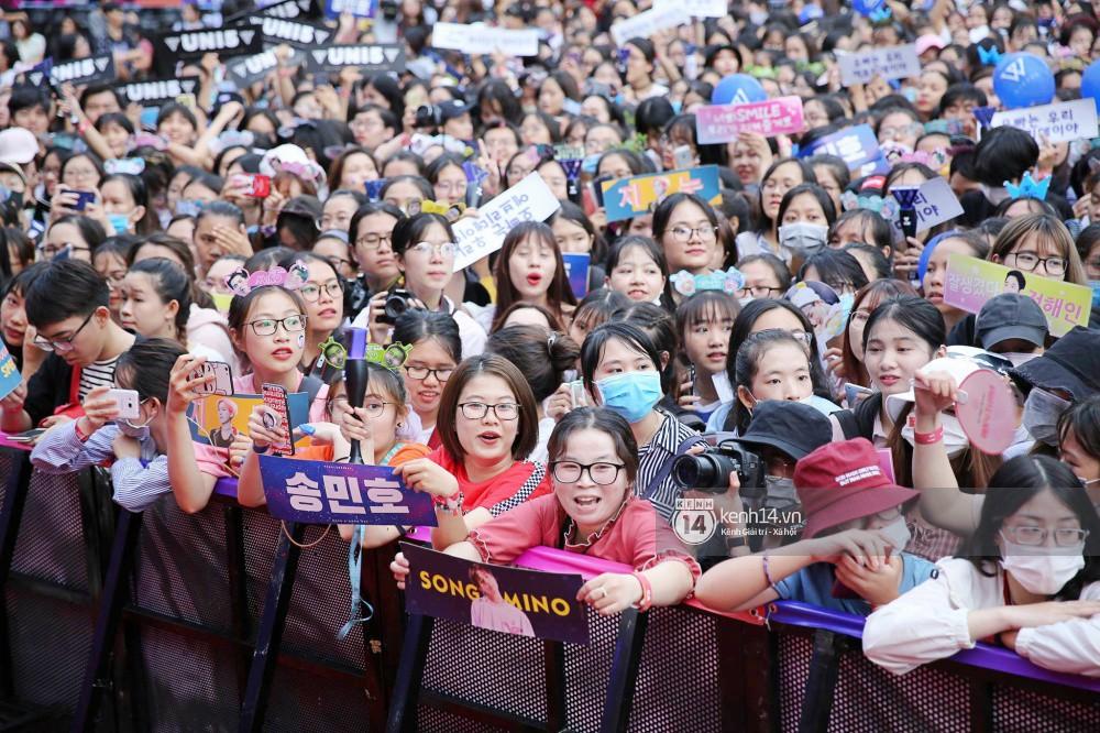 Thảm đỏ đêm nhạc Hàn-Việt: Jung Hae In, WINNER đẹp trai cực phẩm, Chi Pu và Hòa Minzy đọ sắc cùng loạt sao Việt - Ảnh 26.