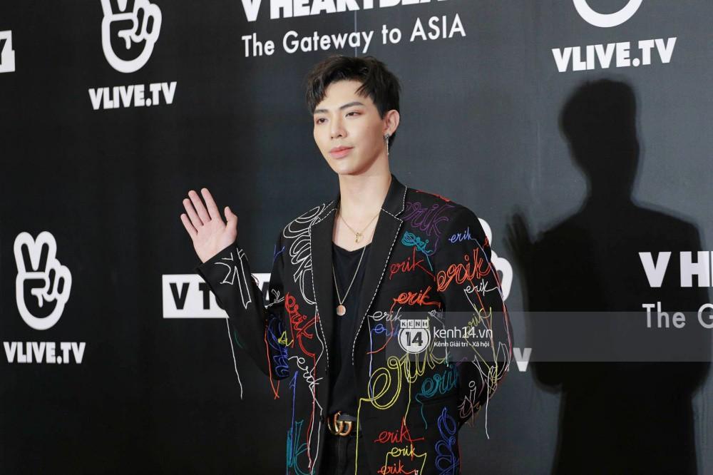 Thảm đỏ đêm nhạc Hàn-Việt: Jung Hae In, WINNER đẹp trai cực phẩm, Chi Pu và Hòa Minzy đọ sắc cùng loạt sao Việt - Ảnh 19.