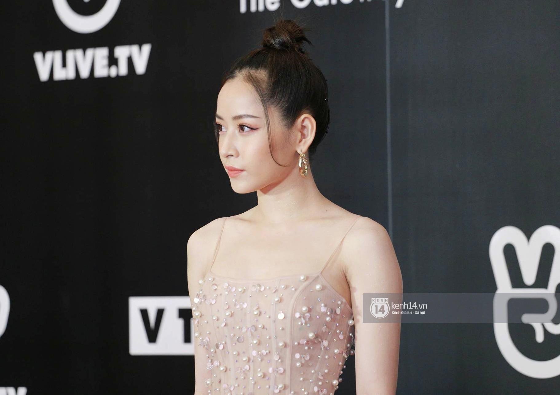Thảm đỏ đêm nhạc Hàn-Việt: Jung Hae In, WINNER đẹp trai cực phẩm, Chi Pu và Hòa Minzy đọ sắc cùng loạt sao Việt - Ảnh 14.