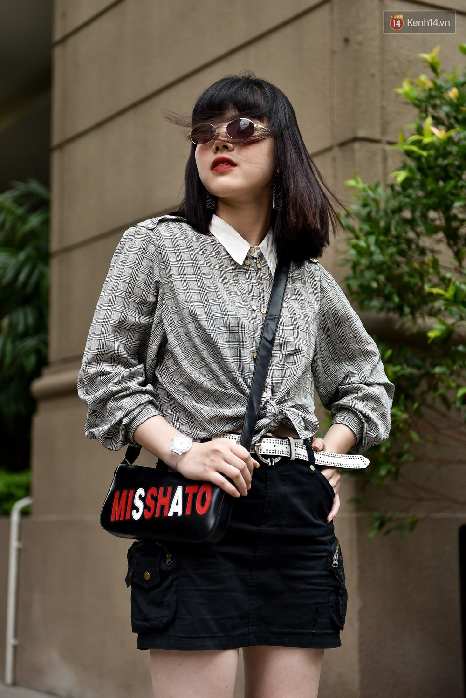 Street style 2 miền: miền Nam vẫn bị ám ảnh với waist bag, miền Bắc điểm danh đủ phong cách đặc sắc - Ảnh 20.