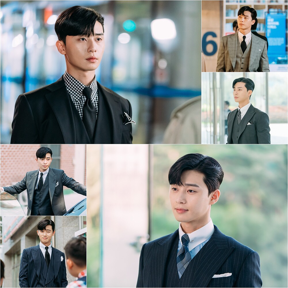 Park Seo Joon - nam thần không chỉ điển trai mà còn mặc đẹp từ phim đến đời thực - Ảnh 2.