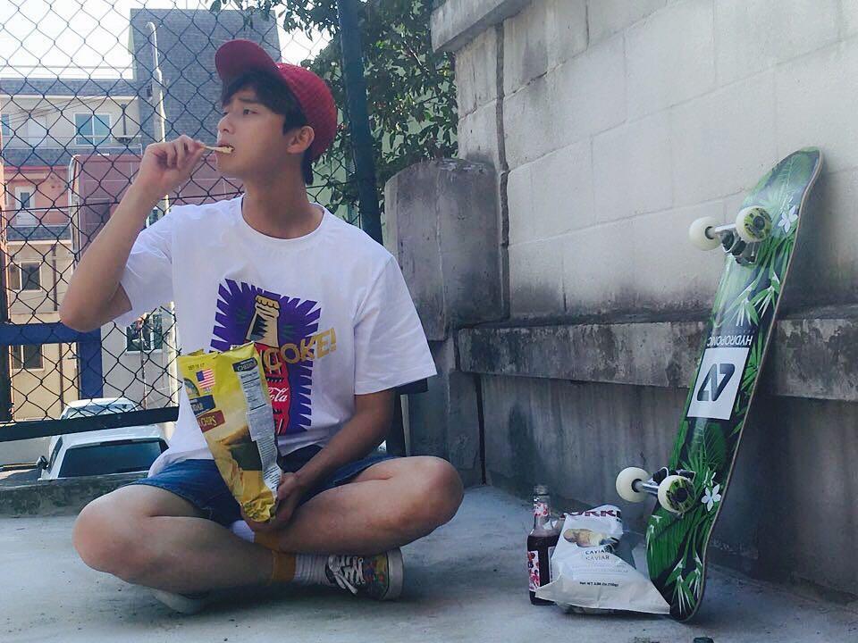 Park Seo Joon - nam thần không chỉ điển trai mà còn mặc đẹp từ phim đến đời thực - Ảnh 13.