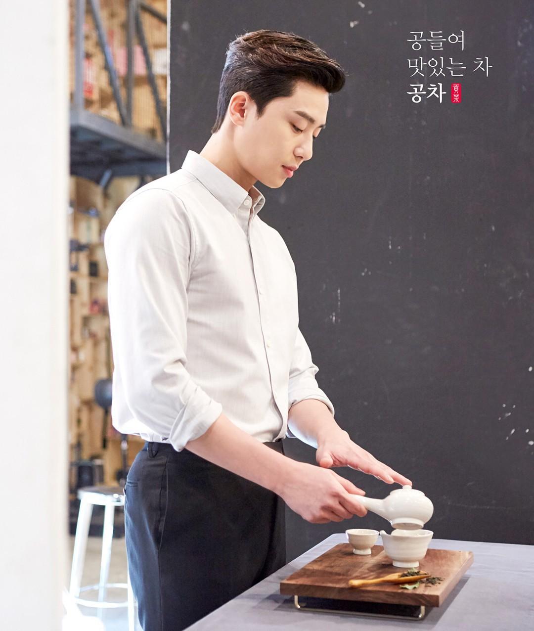 Park Seo Joon - nam thần không chỉ điển trai mà còn mặc đẹp từ phim đến đời thực - Ảnh 16.