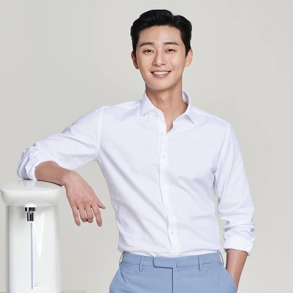 Park Seo Joon - nam thần không chỉ điển trai mà còn mặc đẹp từ phim đến đời thực - Ảnh 18.