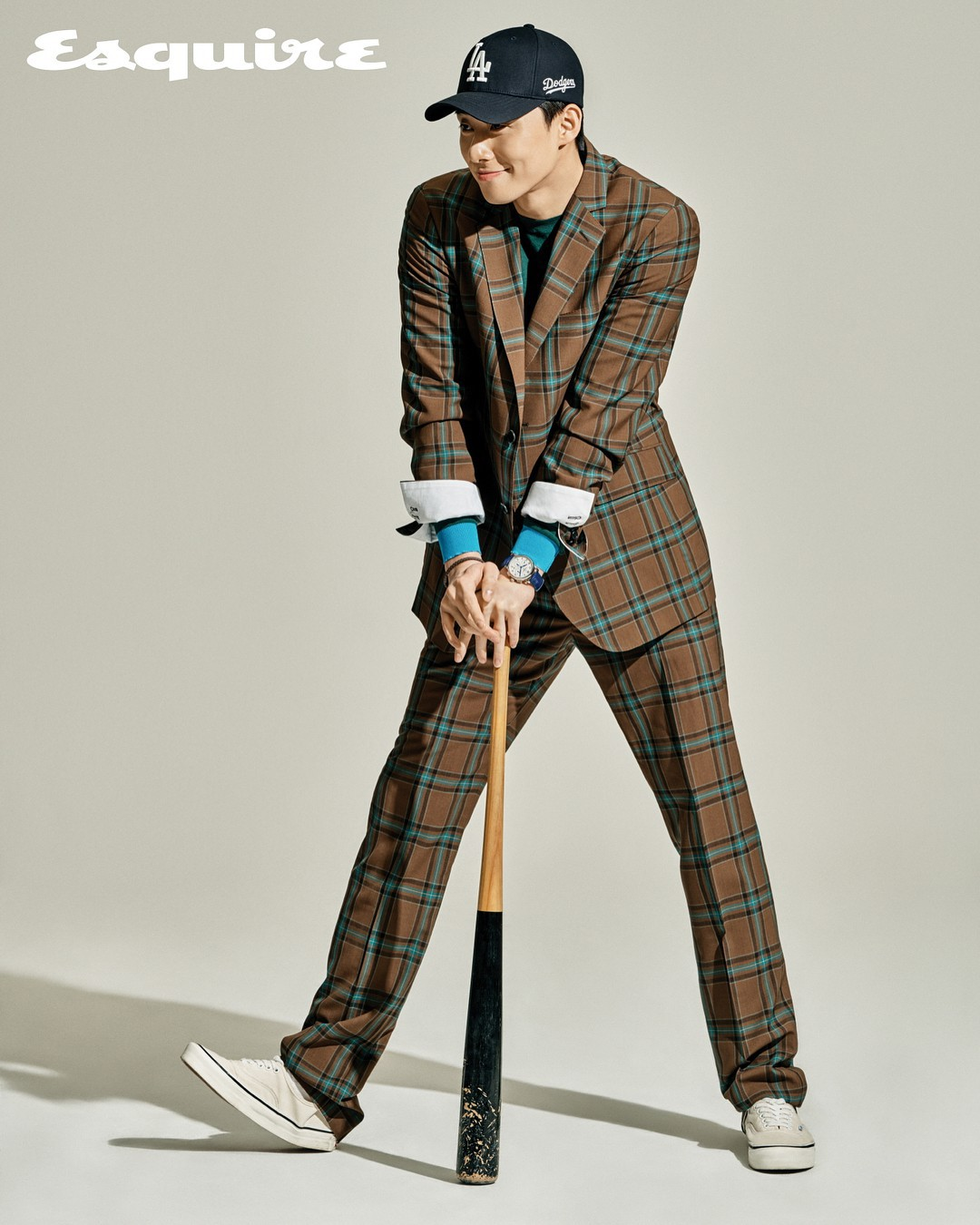 Park Seo Joon - nam thần không chỉ điển trai mà còn mặc đẹp từ phim đến đời thực - Ảnh 19.