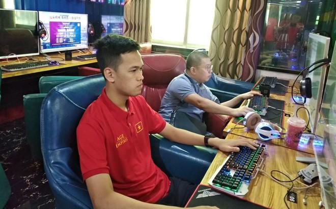 Gạt phăng mọi trở ngại, thần đồng Việt Nam vô địch ở 2 món tủ của người Trung Quốc - Ảnh 1.
