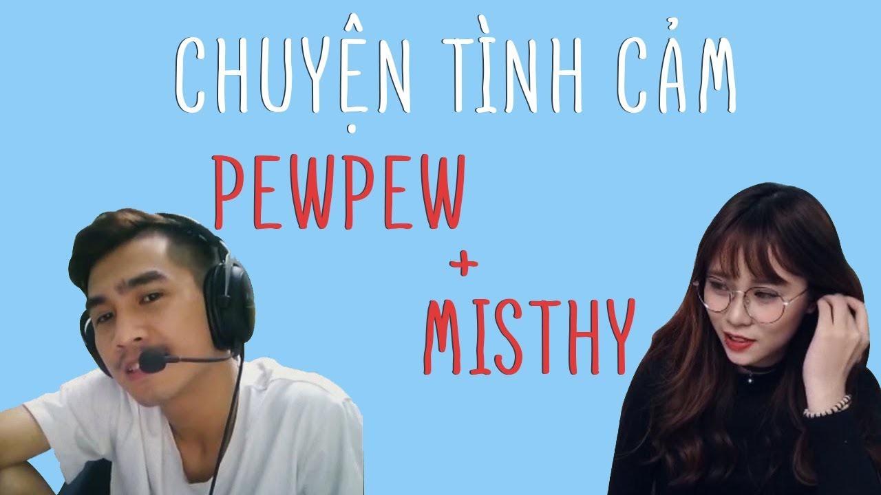 PewPew ghép đôi với Trâm Anh nhưng dân mạng lại ship PewPew - Misthy - Ảnh 3.