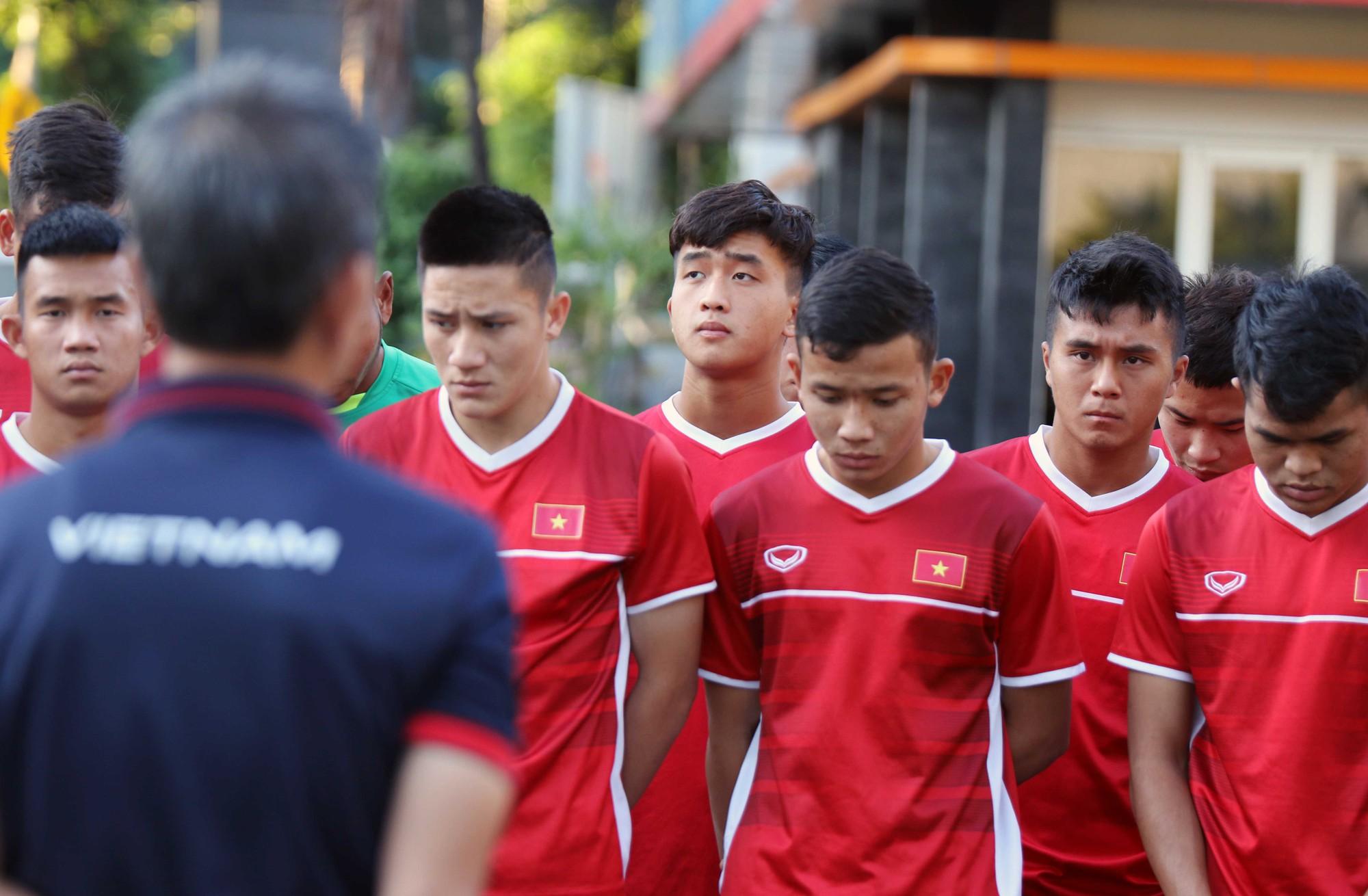 Đội chủ nhà làm khó U19 Việt Nam trước trận đấu quyết định - Ảnh 3.