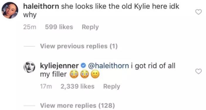 Nữ hoàng môi tều Kylie Jenner giờ môi đã không còn tều, tự nhận đã rút hết filler ra khỏi môi và đây là phản ứng của cư dân mạng - Ảnh 4.