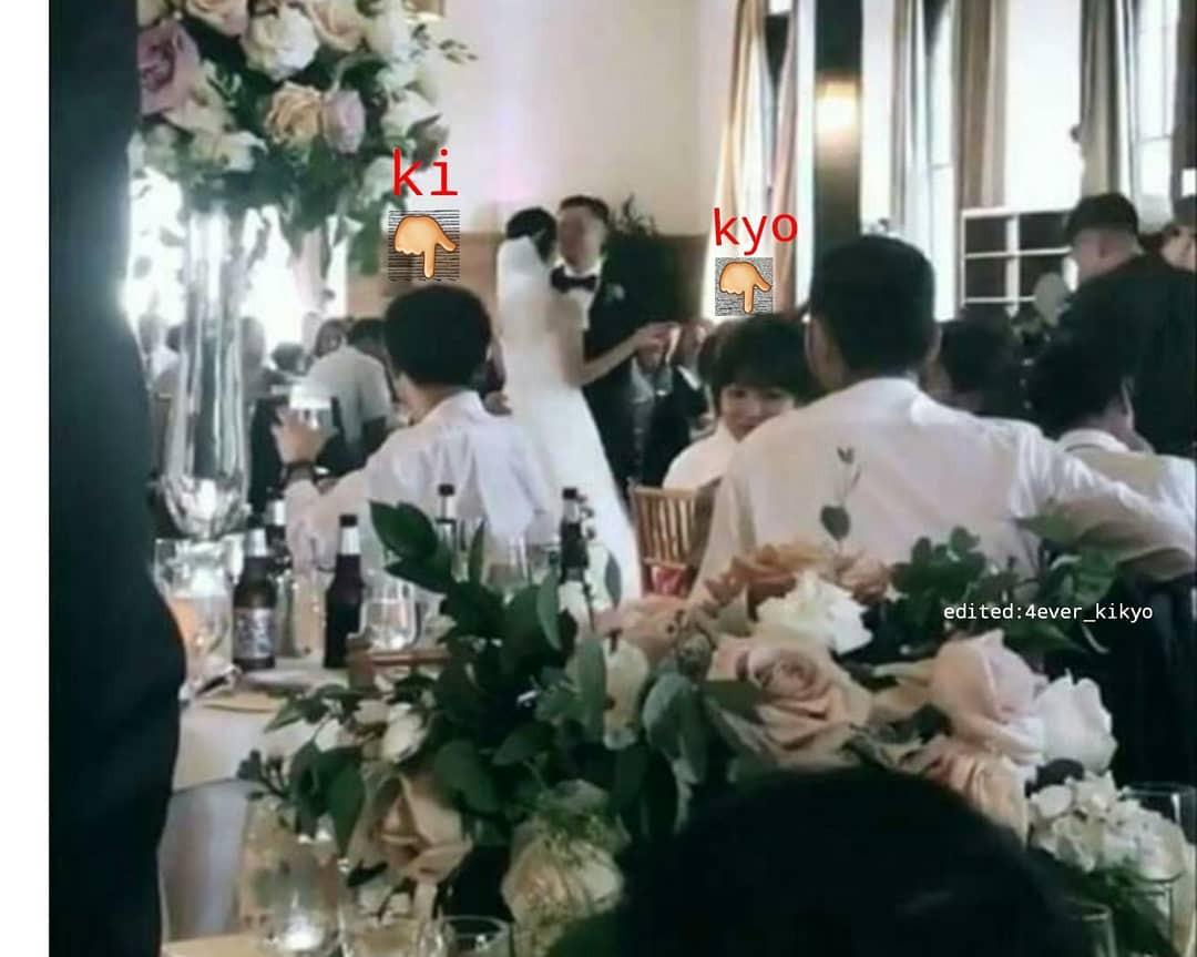 Lâu lắm mới lộ diện, vợ chồng Song Song gây sốt vì cùng ăn diện, tình tứ bên nhau trong đám cưới bạn tại Mỹ - Ảnh 3.