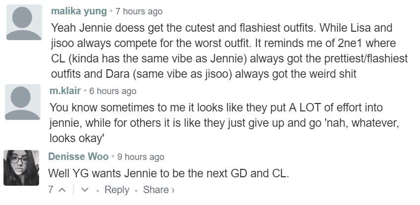 """Cho rằng Jennie luôn được mặc đồ nổi nhất nhóm, fan Black Pink lại tiếp tục """"khẩu chiến"""" tơi bời - Ảnh 9."""