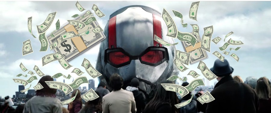 Ant-Man and the Wasp dẫn đầu phòng vé Bắc Mỹ, mở màn 76 triệu USD - Ảnh 2.