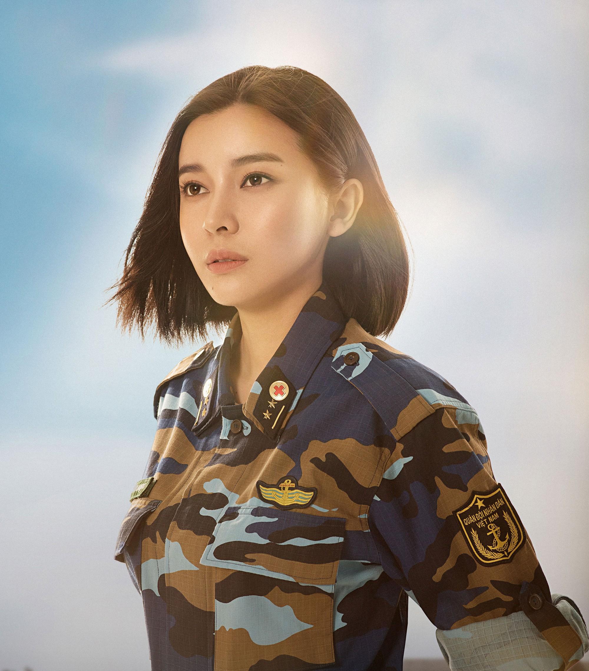 Chính thức: Khả Ngân và Song Luân là nam nữ chính của Hậu Duệ Mặt Trời bản Việt - Ảnh 7.