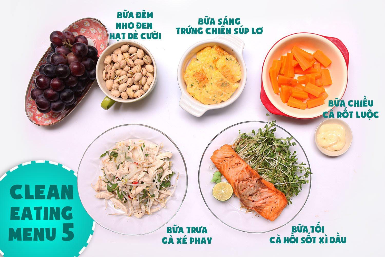 Gợi ý thực đơn 7 ngày đầu Eat Clean với nhiều món ăn quen thuộc của người Việt Nam - Ảnh 8.