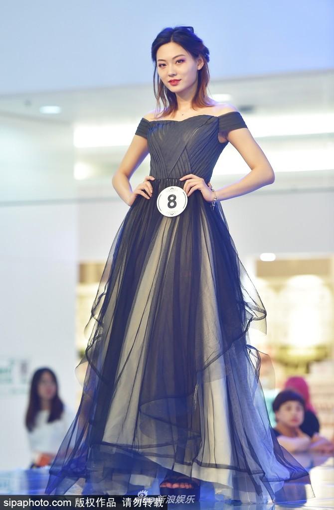 Cuộc thi Hoa hậu Du lịch Trung Quốc lại gây thất vọng vì nhan sắc các thí sinh - Ảnh 5.
