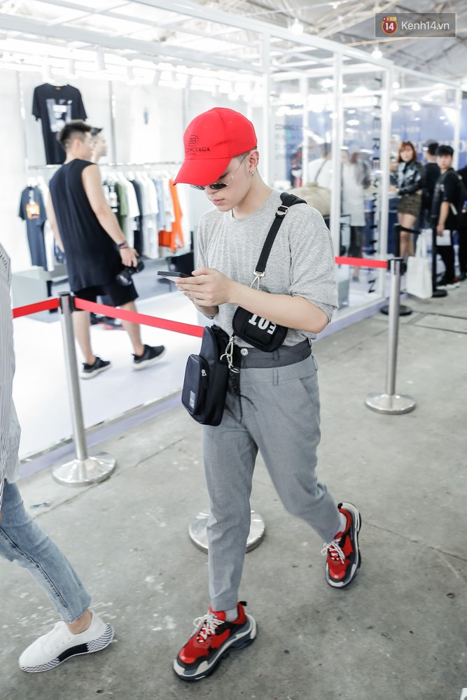 Sneaker Fest 2018 in Saigon is full of young players and the