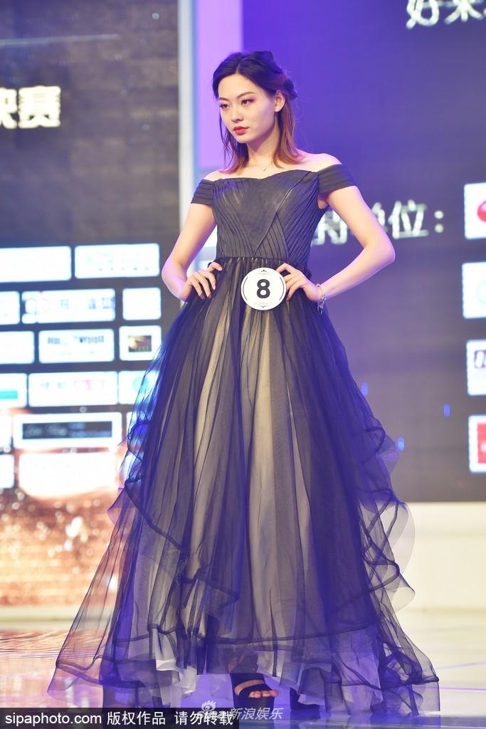 Cuộc thi Hoa hậu Du lịch Trung Quốc lại gây thất vọng vì nhan sắc các thí sinh - Ảnh 7.