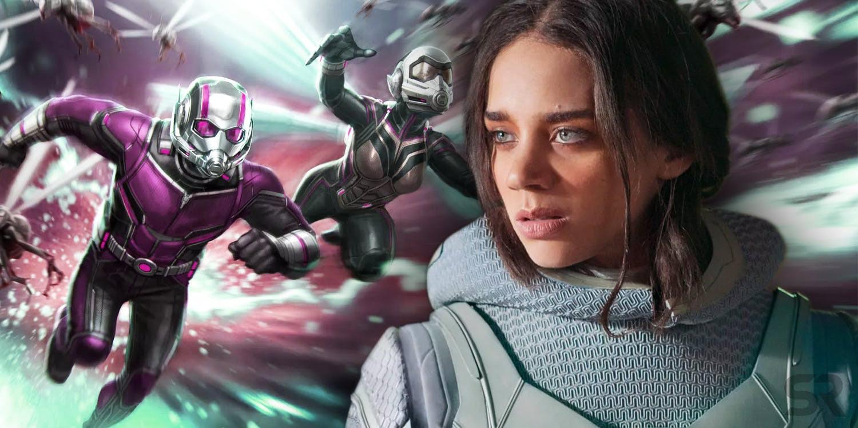 Vì cớ gì Ghost được chuyển giới thành chị gái xấu xa trong Ant-Man and the Wasp? - Ảnh 2.