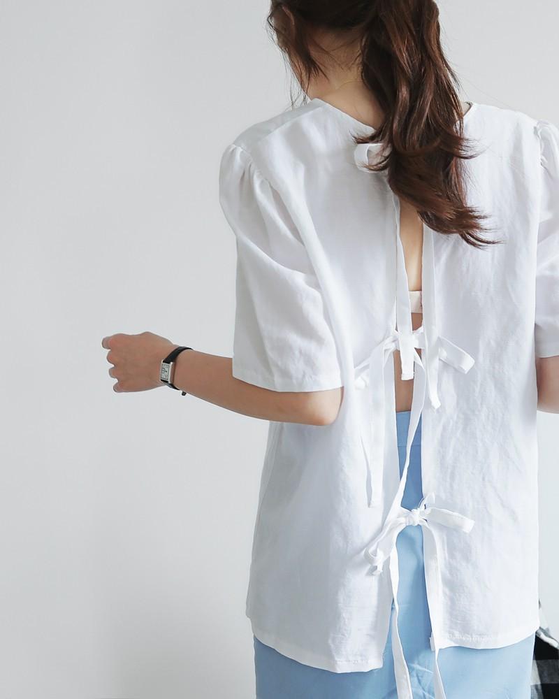 Chỉ với chi tiết dây buộc đơn giản mà có ít nhất 4 kiểu áo trendy, diện lên siêu xinh và tôn dáng - Ảnh 16.