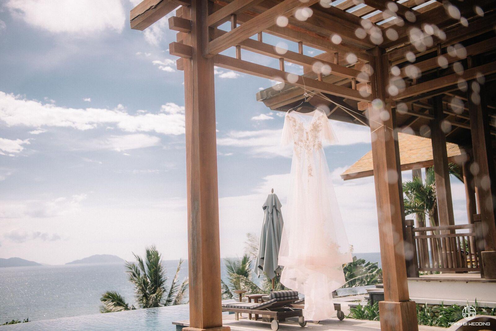Nhà văn Gào chia sẻ nhiều thông tin thú vị về đám cưới như mơ ngay sau tiệc cưới hoành tráng trên bờ biển - Ảnh 5.