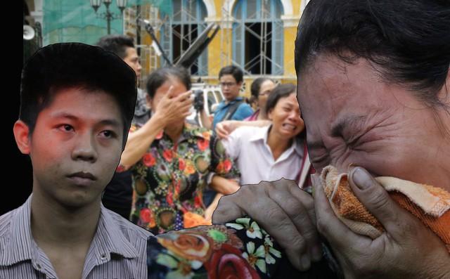Những tiếng khóc lặng câm và sự lạnh lùng của kẻ sát hại 5 người ở Sài Gòn - Ảnh 1.