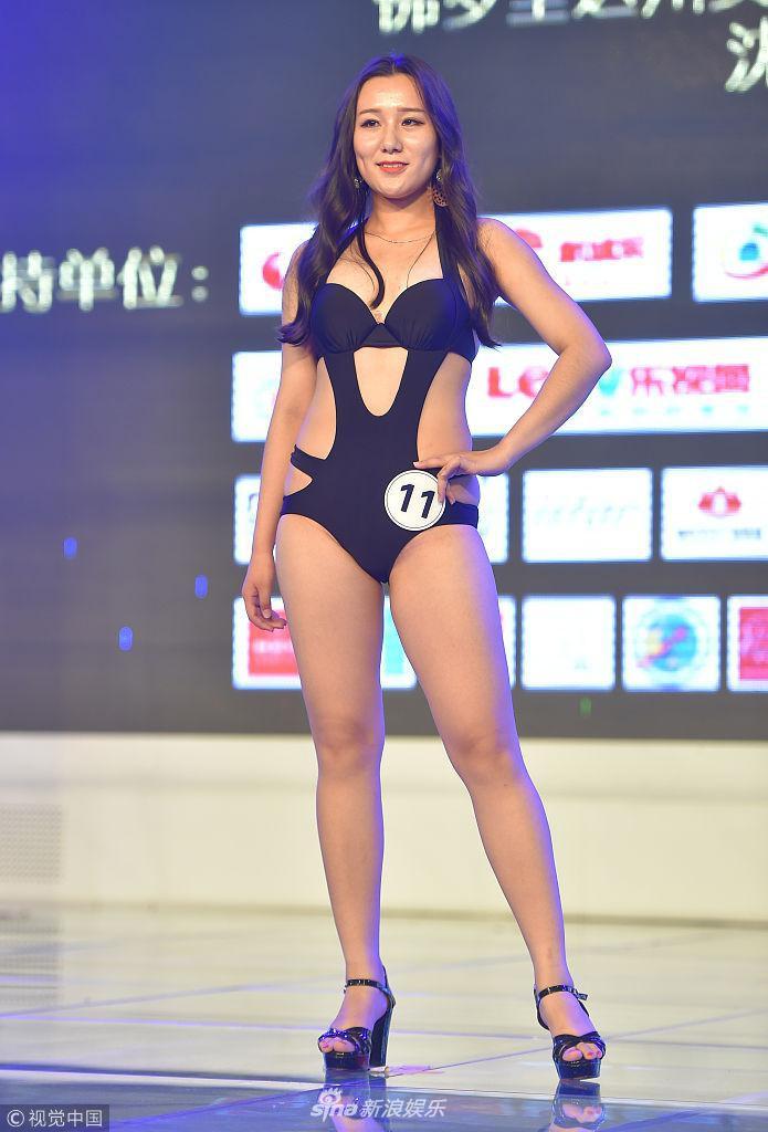 Cuộc thi Hoa hậu Du lịch Trung Quốc lại gây thất vọng vì nhan sắc các thí sinh - Ảnh 8.