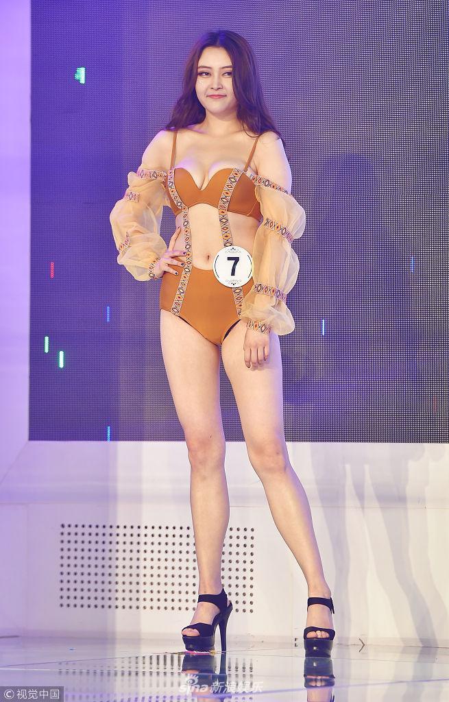 Cuộc thi Hoa hậu Du lịch Trung Quốc lại gây thất vọng vì nhan sắc các thí sinh - Ảnh 10.