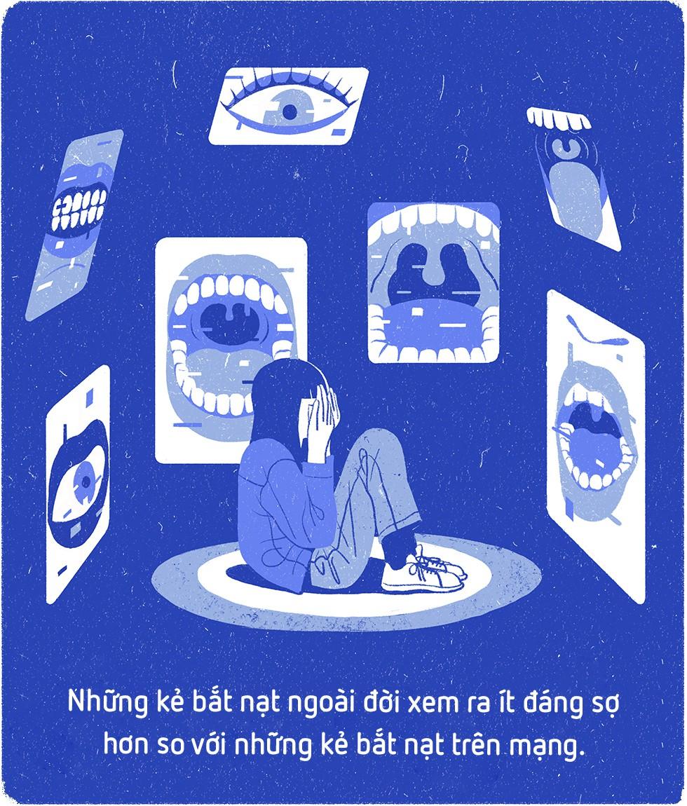 Chúng ta, một thế hệ sợ hãi - Sợ mọi thứ trên Internet, và cũng sợ không xuất hiện trên Internet - Ảnh 8.