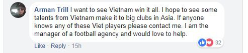 Cộng đồng châu Á dồn dập chúc Hiện tượng U23 Việt Nam vô địch - Ảnh 7.