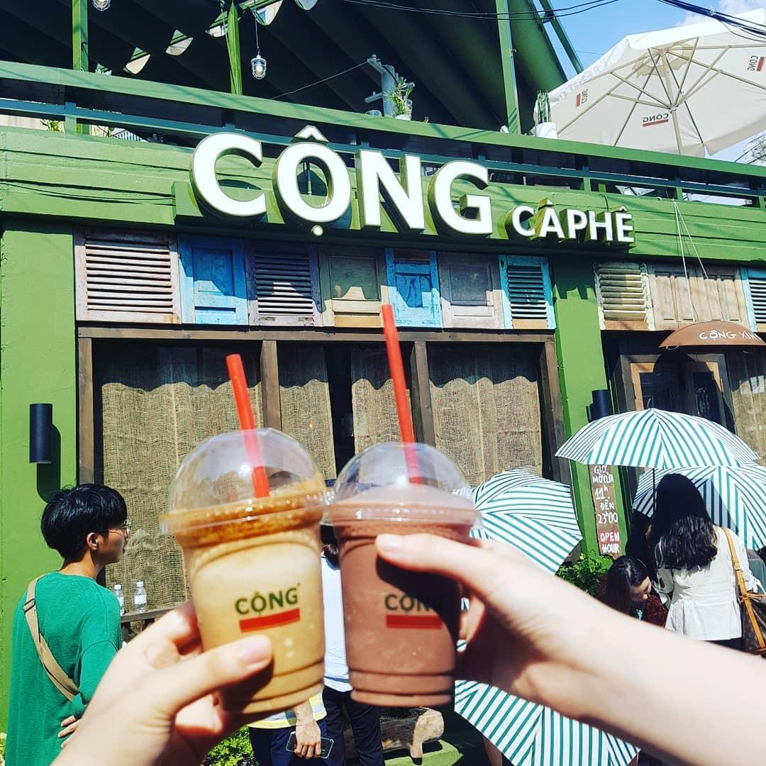 Trai xinh gái đẹp Seoul nô nức check-in tại quán Cộng cà phê đầu tiên ở Hàn Quốc - Ảnh 14.