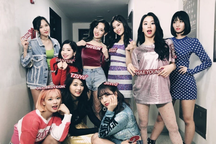 TWICE  and SM's idol groups are the most voted idol groups of the next generation who usually lipsync.