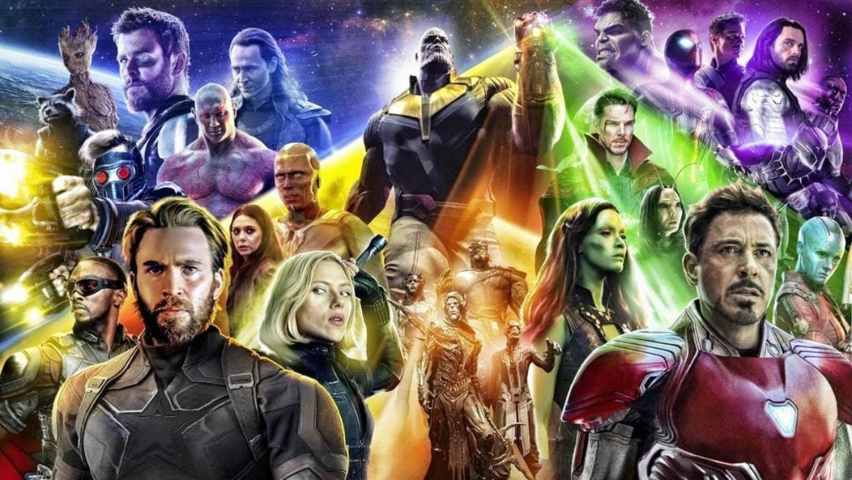 Sự ra đi của một nửa các siêu anh hùng khiến fan há hốc mồm.