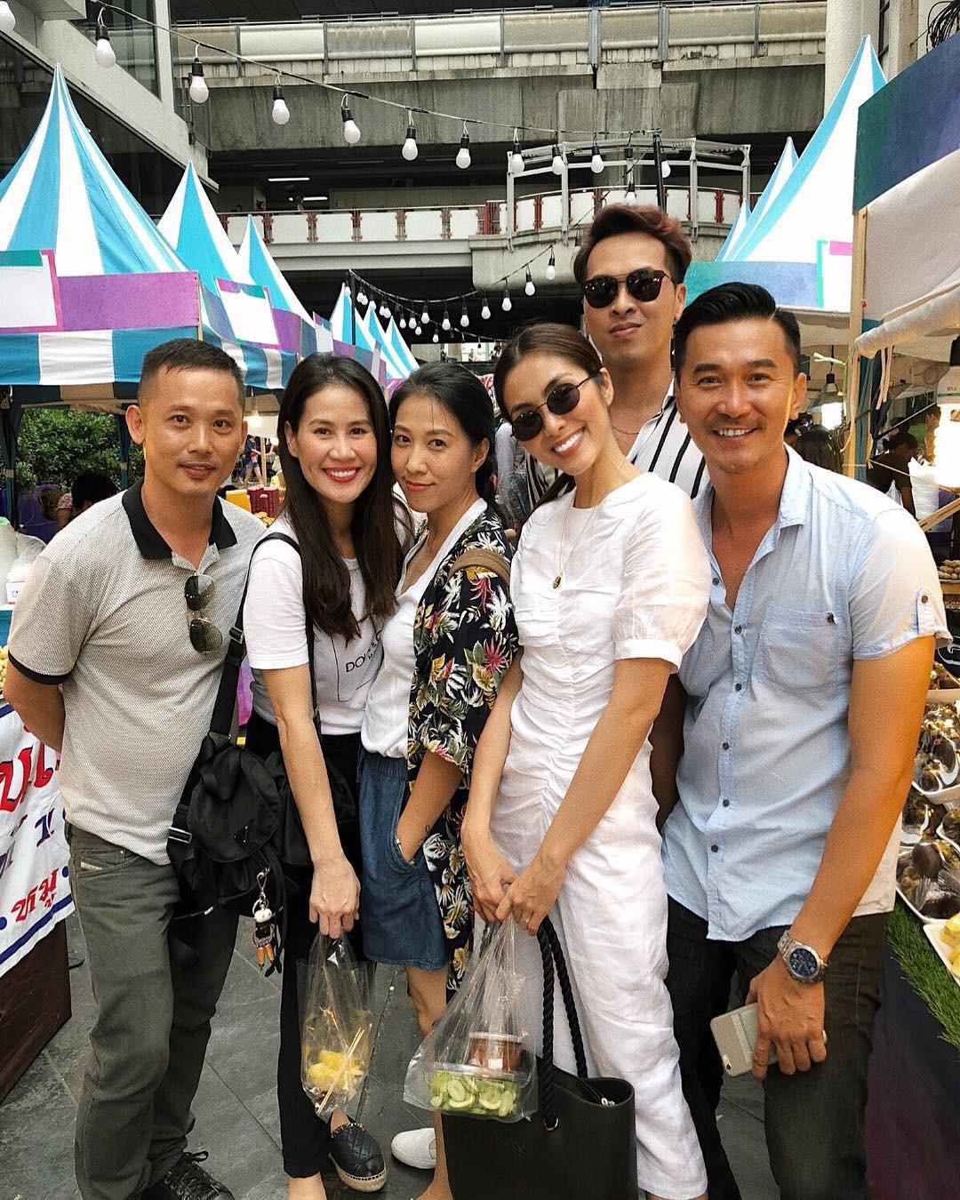 """""""Cao thủ"""" mặc đẹp Hà Tăng cũng có lúc chọn sai mẫu váy, để lộ thân hình gầy nhom khiến fan không khỏi xót xa - Ảnh 3."""