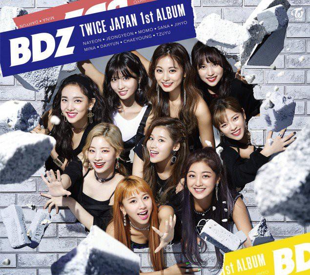 Xứng danh girlgroup triệu bản, TWICE phá kỉ lục bán album của tiền bối SNSD trên Gaon - Ảnh 3.