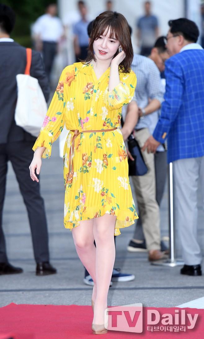 Goo Hye Sun giảm cân trong 1 tháng, lột xác ngoạn mục trên thảm đỏ - Ảnh 5