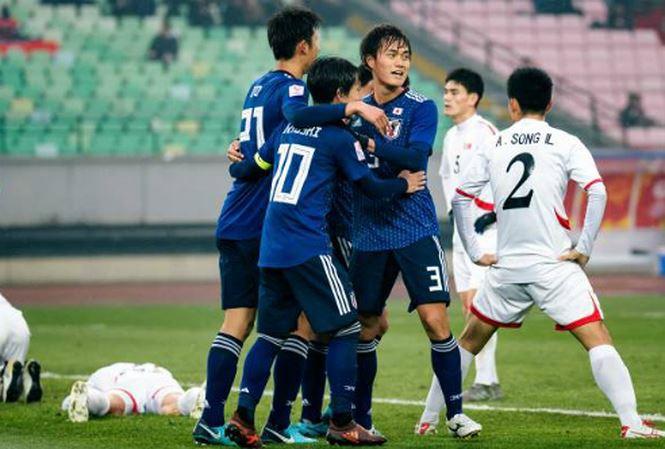 Báo Nhật Bản dè chừng nhất 2 cầu thủ này của Olympic Việt Nam - Ảnh 1.