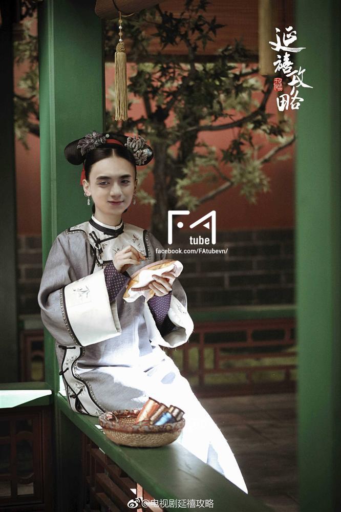 Muốn lịm đi với loạt ảnh Noo Phước Thịnh, Sơn Tùng, Isaac... trở thành mỹ nhân của Diên Hi Công Lược - Ảnh 2.