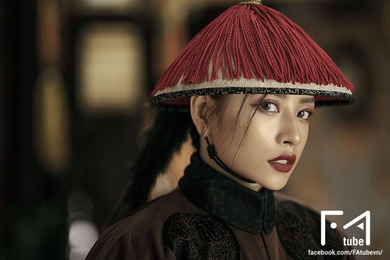 Muốn lịm đi với loạt ảnh Noo Phước Thịnh, Sơn Tùng, Isaac... trở thành mỹ nhân của Diên Hi Công Lược - Ảnh 5.