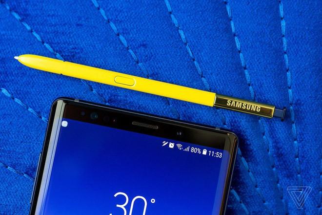 Chỉ bằng một thay đổi nhỏ này trên S-Pen, Samsung đã chứng tỏ công nghệ pin của họ đã đạt đến trình độ đỉnh cao - Ảnh 1.